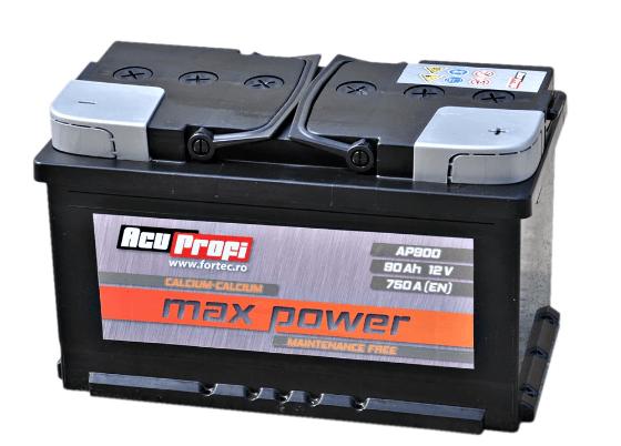 Baterie auto - AcuProfi Max-Power 90Ah