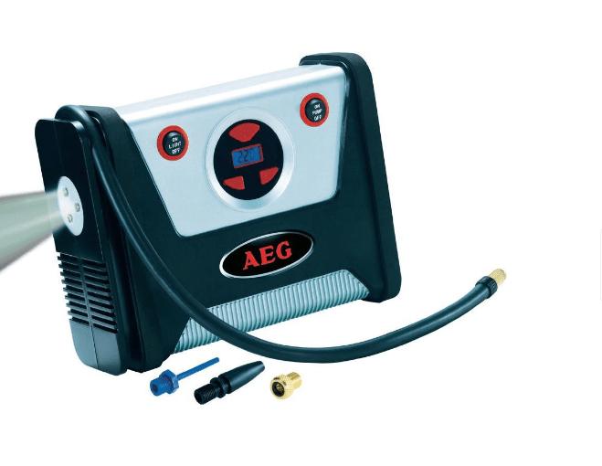 Compresor auto - AEG KD