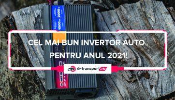 Cel mai bun invertor auto | Pareri, Ghid si Recomandari pentru 2021!