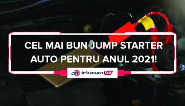 Jump starter auto pret | Ghid, Pareri si Recomandari pentru 2021!