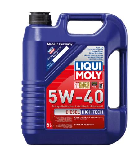 Ulei de motor diesel - Liqui Moly Diesel Hightech
