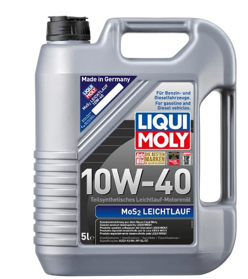 Ulei de motor - Liqui Moly Leichtlauf MOS2