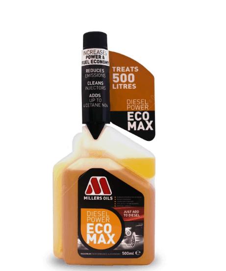 Aditiv motorina - Millers Diesel Power Ecomax